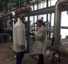 Land & groundwater risk assessment - Pharmaceutical plant